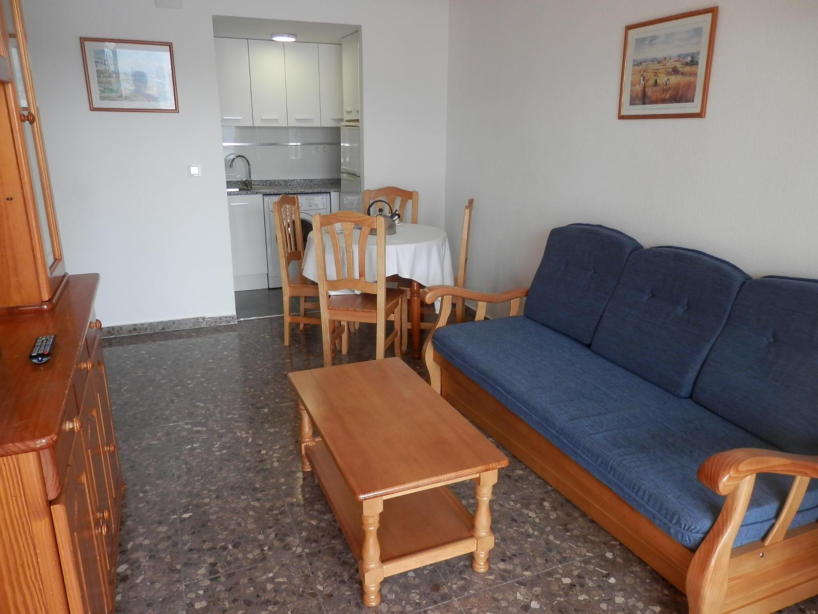 Otro -                                       Benidorm -                                       1 dormitorio -                                       4 ocupantes