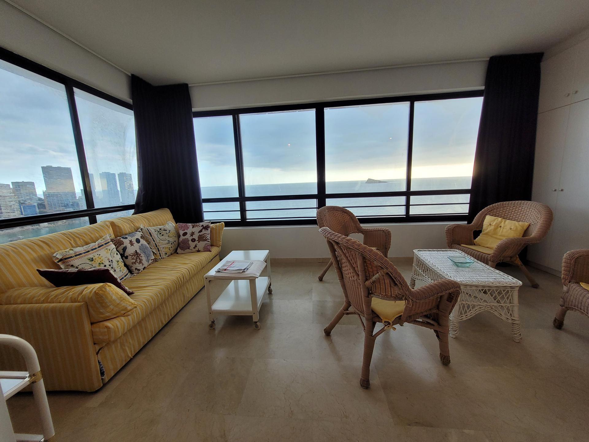 Apartamento -                                       Benidorm -                                       1 dormitorios -                                       0 ocupantes
