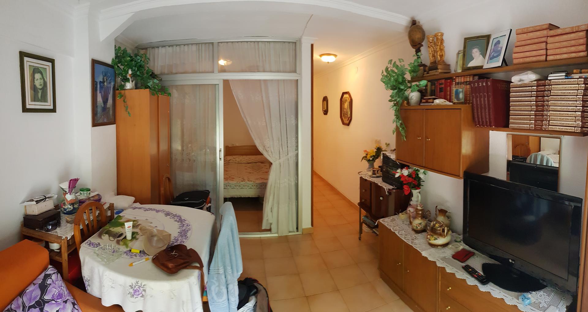 Estudio -                                       Benidorm -                                       1 dormitorios -                                       0 ocupantes