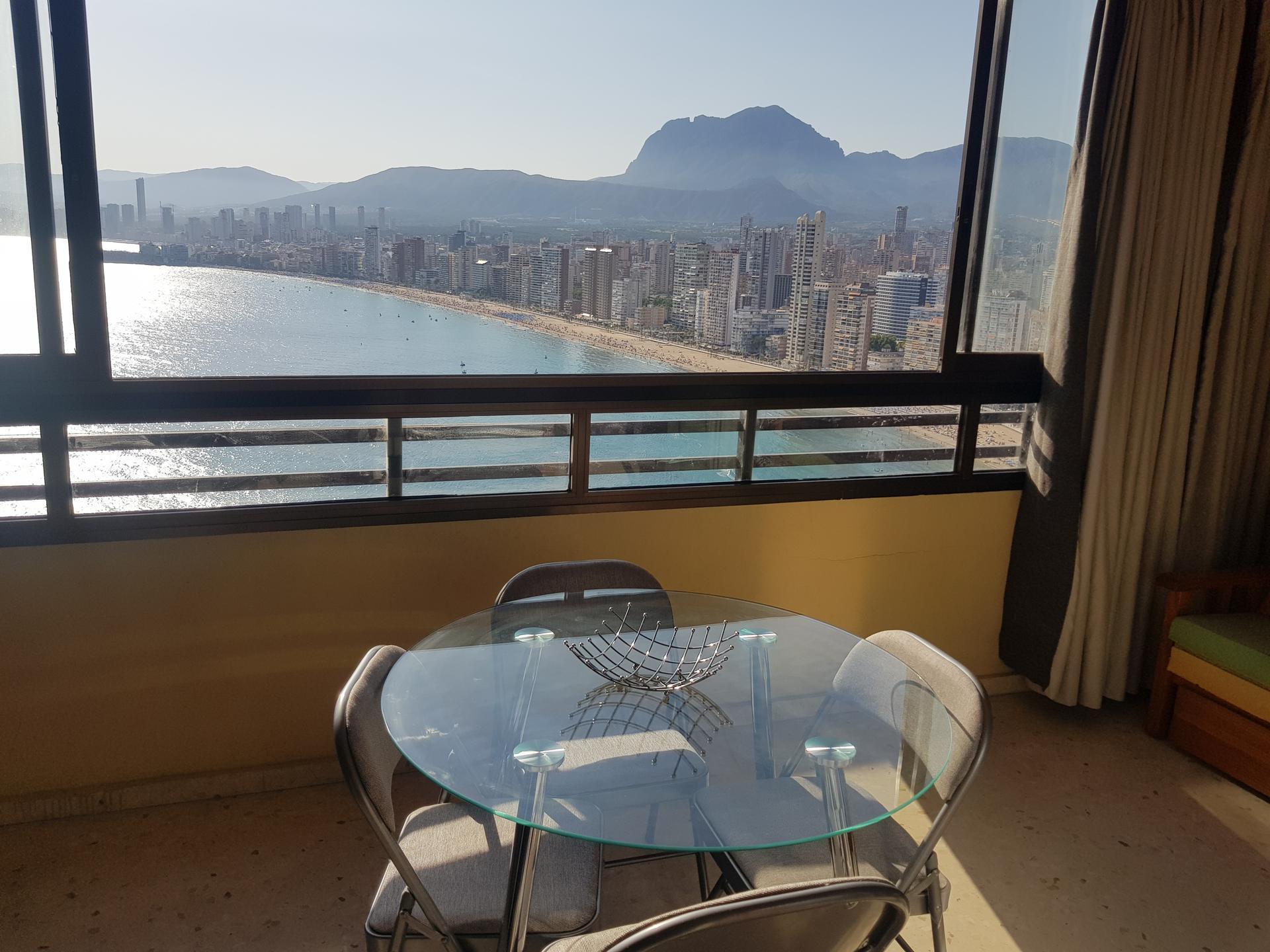 Apartamento -                                       Rincon De Loix -                                       1 dormitorios -                                       4 ocupantes